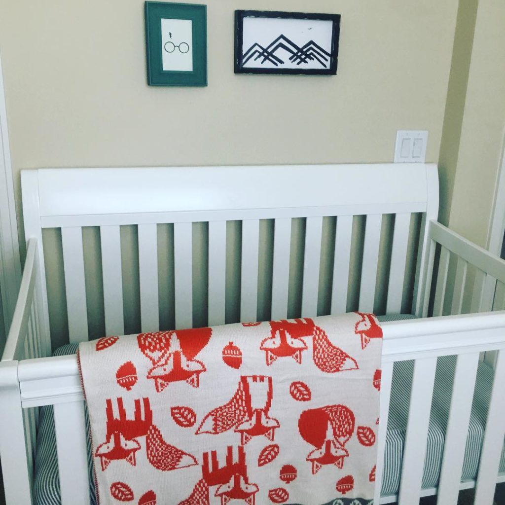 the twins nursery post is up on the blog!