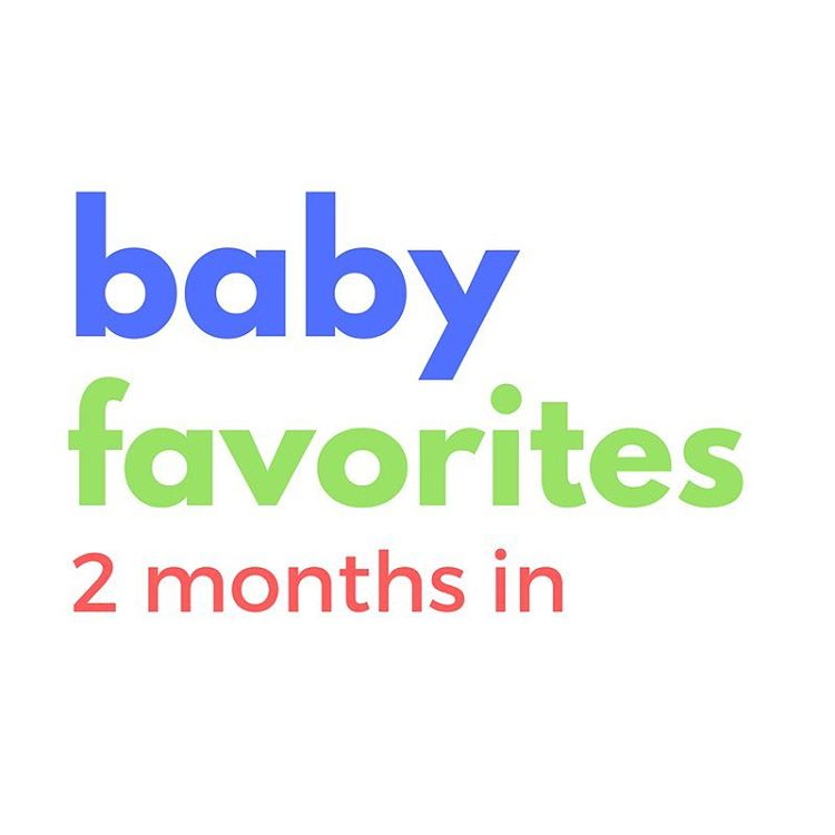 I finally published a post highlighting our favorite baby itemshellip